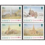 Jersey - jõulud, kirikud 1992, **