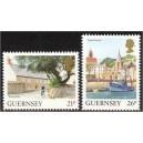 Guernsey - linnavaated 1991, **