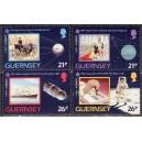 Guernsey - Europa, kosmos 1991, **