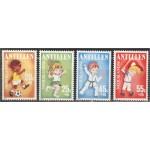 Hollandi Antillid - noorte sport 1986, **
