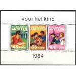 Hollandi Antillid - noored 1984, **