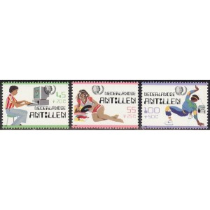 Hollandi Antillid - rahvusvaheline noorte aasta 1985, **