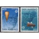 San Marino - Europa 1983, **