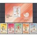 Keenia - Seoul 1988 olümpia, MNH