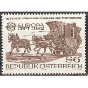 Austria - Europa 1982, **