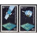 Liechtenstein - Europa, kosmos 1991, **