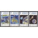 Jersey - Europa, kosmos 1991, **