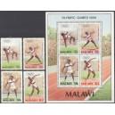 Malawi - Seul 1988 olümpia, MNH