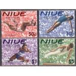 Niue - Sydney 2000 olümpia, **
