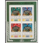 Aitutaki - Los Angeles 1984 olümpia, **