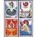 Senegal - Seoul 1988 olümpia, MNH