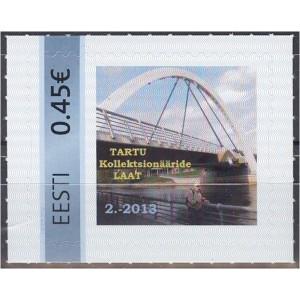 Eesti Minu Mark - Tartu Laat, 2. 2013, **