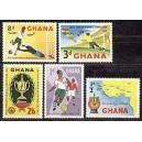 Ghana 1959.a. jalgpall
