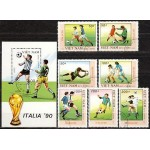 Vietnam - Itaalia ´90 jalgpalli MM, templiga