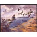 Guernsey - sõjalennukid 1994, **