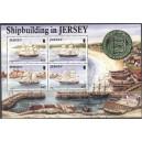 Jersey - laevaehitus, purjelaevad 1992, **