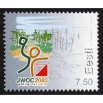 Eesti - 2003 XIV juunioride MM orienteerumises, **