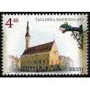 Eesti - 2004 Tallinna raekoda 600, **