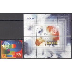 Eesti - 2006, 50 aastat Europa postmarke, **