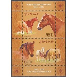 Eesti - 2006, Tori hobusekasvandus, **