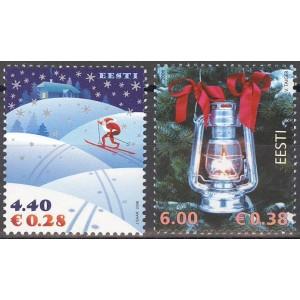 Eesti - 2006 jõulud, **