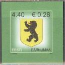 Eesti - 2006 Pärnumaa vapp, **