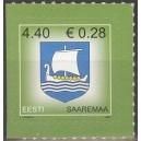 Eesti - 2007 Saaremaa vapp, **