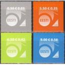Eesti - 2008 postipasun, **