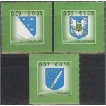 Eesti - 2008 maakondade vapid, **