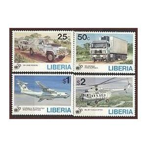Libeeria - autod ja lennukid 1995, **