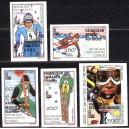 Kongo - Lake Placid 1980 olümpia, lõigatud ületr. **