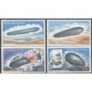 Mali - zeppelinid 1977, **