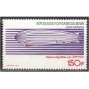 Benin - zeppelin 1977, **