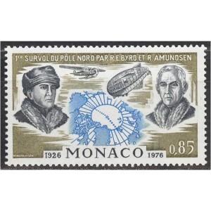 Monaco - lennuk ja zeppelin 1976, **