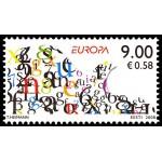 Eesti - 2008, Europa - kiri, **