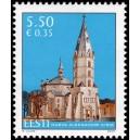 Eesti - 2009, Narva Aleksandri kirik, **