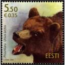 Eesti - 2009 Eesti fauna - pruunkaru, **