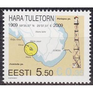 Eesti - 2009, Hara tuletorn, **