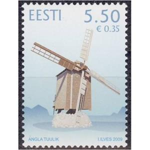 Eesti - 2009, Angla tuulik, **