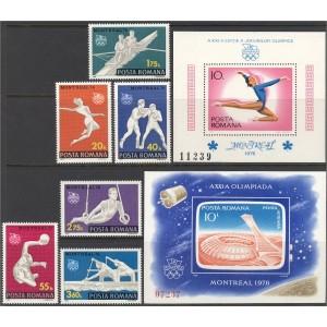Rumeenia - Montreal 1976 olümpia, **