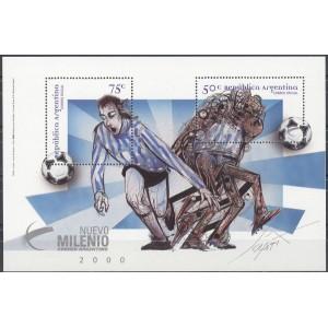 Argentiina - jalgpall ja kunst 1999, **