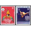 Benin - Moskva 1980 olümpia I, **