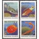 Marshall Islands - merefauna, kalad 1988 II, **