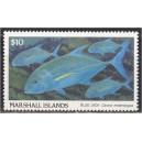Marshall Islands - merefauna, kalad 1989, **