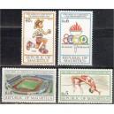 Mauritius - 8. Aafrika meistrivõistlused kergejõustikus, **