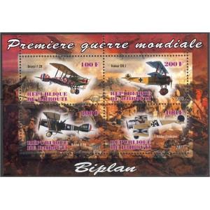 Djibouti - vanad sõjalennukid 2013, **