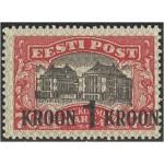 1930 ületr. 1 kroon, puhas (MLH)