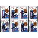 Belize - Lake Placid 1980 olümpiavõitjad, lõigatud **