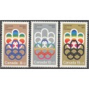 Canada - Montreal 1976 olümpia (III), **