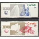 Canada - Montreal 1976 olümpia (XI), **